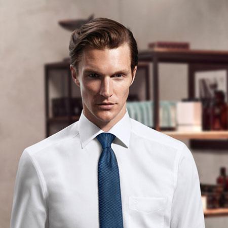 overhemd wit lochem